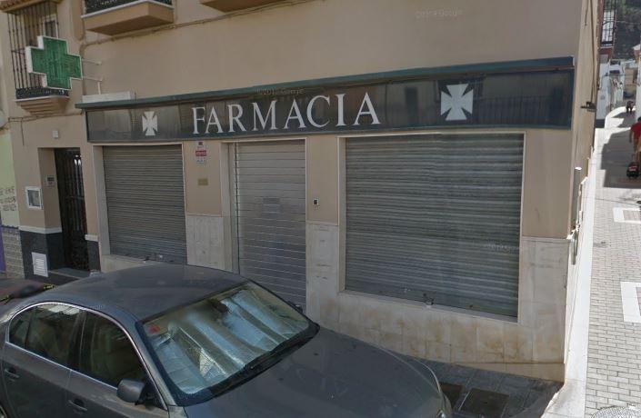 Farmacia Francisco Pérez Marín